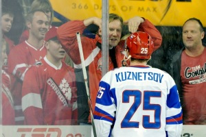 "Russian Hockey Players - ""Cheating Divers. Ruthless Villains!"""