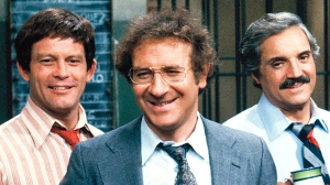 Rinne, Halak, & Barney Miller celebrate their 8 points with 8 pints.