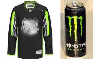 monster jerseys