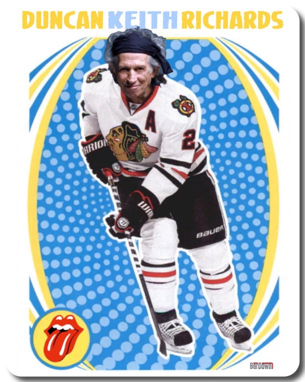 Duncan Keith Richards