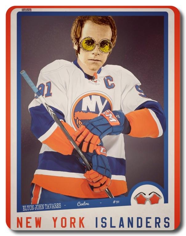 Elton John Tavares
