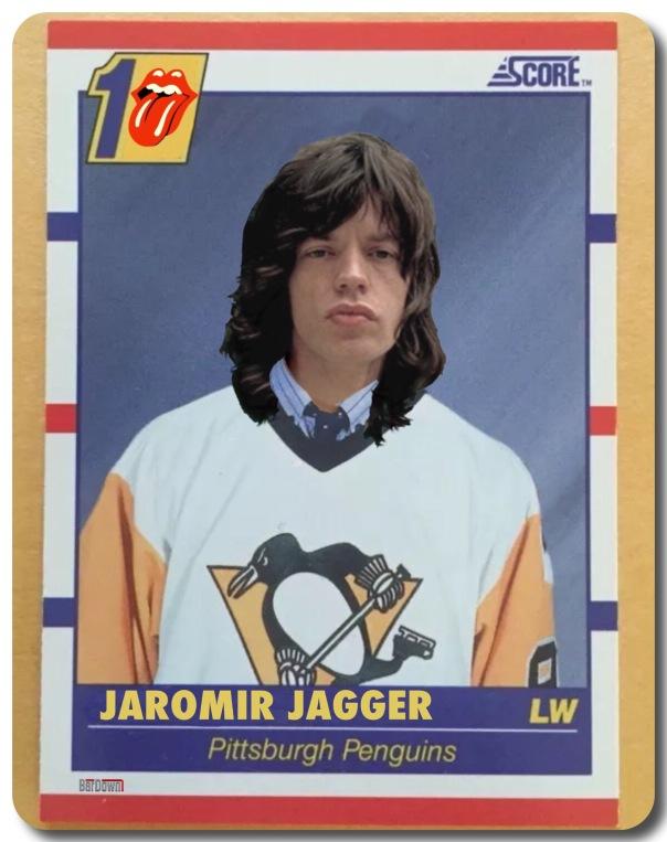 Jaromir Jagger