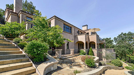 NBA MVP Steph Curry's 3.2 M US home in San Fran area