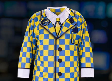 The ECHL's Toledo Walleye will be honouring Don Cherry by wearing these jerseys in a game on Jan. 23