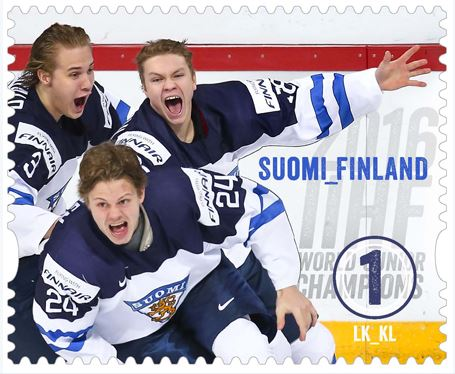 Looks more like Kapanen is the lead on the Finnish Short-Track Speed Skating team.