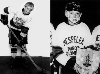 """By the age of ten, Gretzky scored 378 goals and 139 assists in one season playing for the Brantford Steelers."" Oh sure, before the 3-goal max rule."