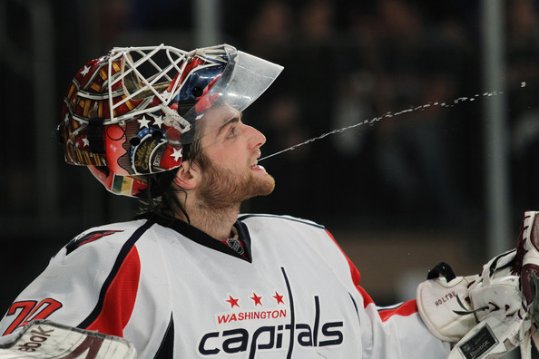 A goalie shows the way again. 109 points for Holtby from Team Rolphy.