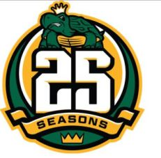 OFHL 25th Anniversary crest honors the great turtle races of the past