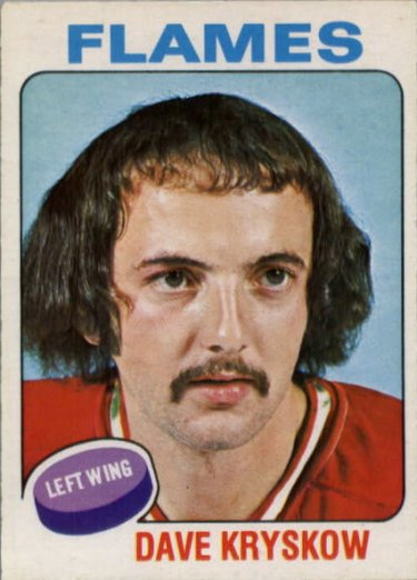 Dave's 'do is the real reason helmets became mandatory.