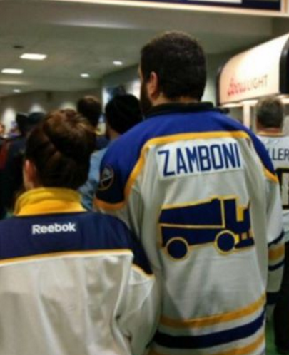 Sabres fans have a hard time identifying with players.
